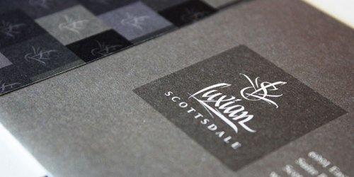 Luxian - Logo, Collateral Design