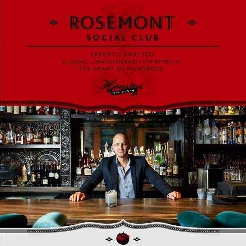 Rosemont Social Club - Logo, Website Design