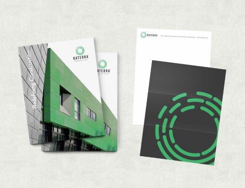 Brochure & letterhead concept