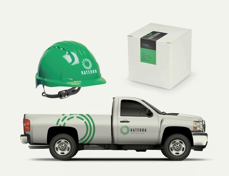 Packaging, helmet & mobile wrap concept