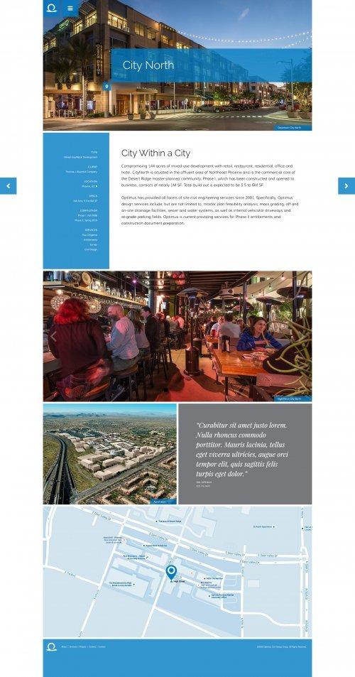 Website - Project Details